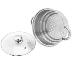 JUDGE VISTA Basics Steamer Insert & Lid - Stainless Steel