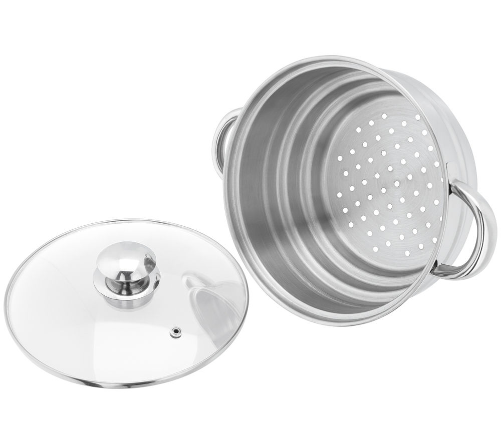 Compare prices for Stellar Basics Steamer Insert and Lid