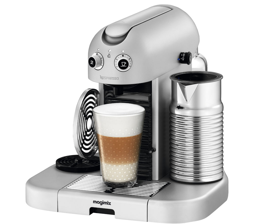Compare retail prices of Nespresso 11335 Nespresso GranMaestria Coffee Machine and Aeroccino to get the best deal online