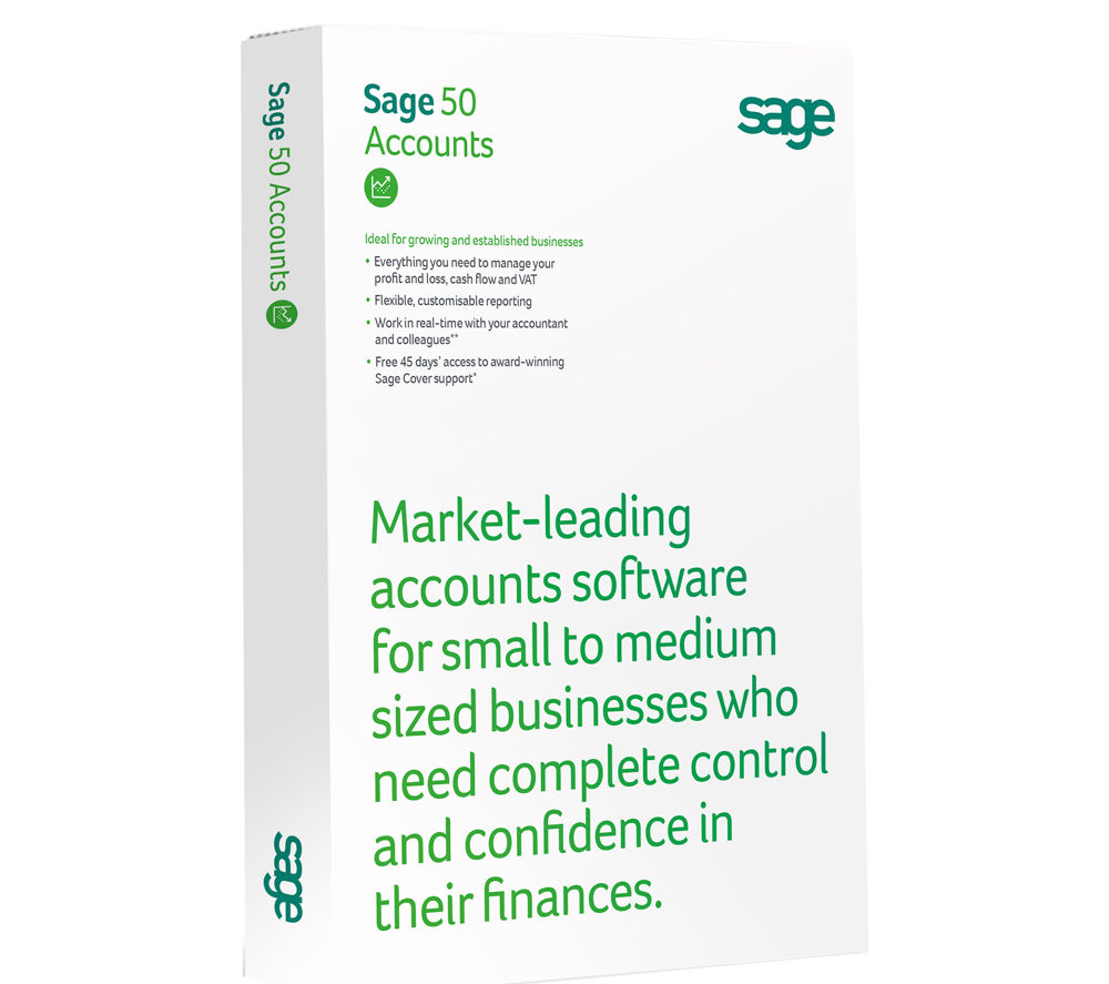 SAGE 50 Accounts Professional 2015