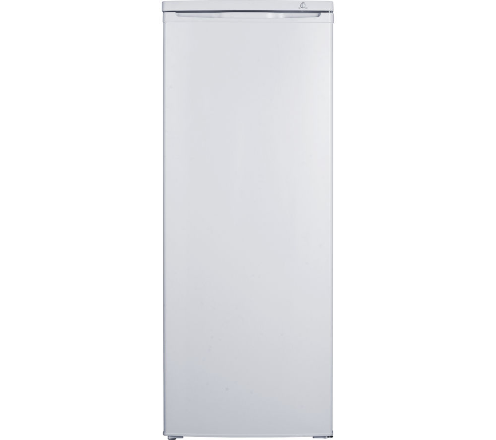 ESSENTIALS CTF55W15 Tall Freezer - White + Select DSX83410W Heat Pump Tumble Dryer - White