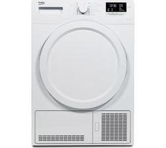 BEKO DCX83100W Condenser Tumble Dryer - White