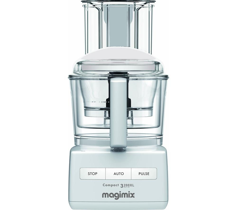 Magimix White Food Processor