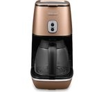 DELONGHI Distinta ICMI211.CP Coffee Maker - Copper