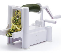 KITCHEN CRAFT Vegetable Spiralizer - White