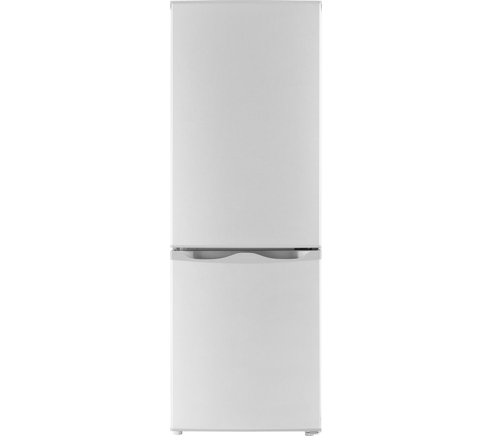 ESSENTIALS C50BS16 60/40 Fridge Freezer - Silver