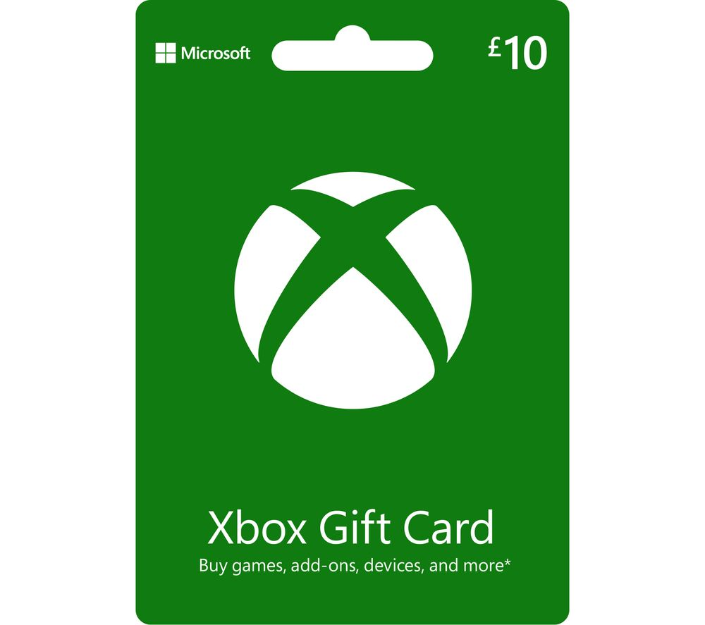 XBOX DIGITAL Gift Card - £10