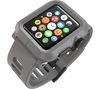LUNATIK EPIK-004 Apple Watch Polycarbonate Case & Silicone Strap - Grey