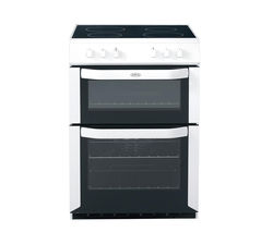 BELLING FSE60DO Electric Cooker - White