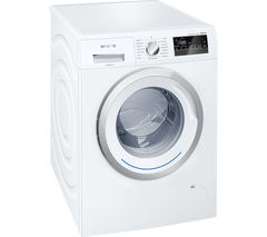SIEMENS iQ300 WM14N200GB Washing Machine - White