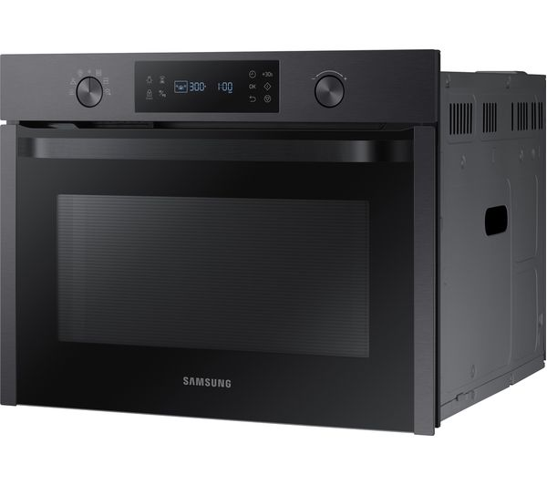 Buy Samsung Nq50k3130bm Eu Built In Solo Microwave Black
