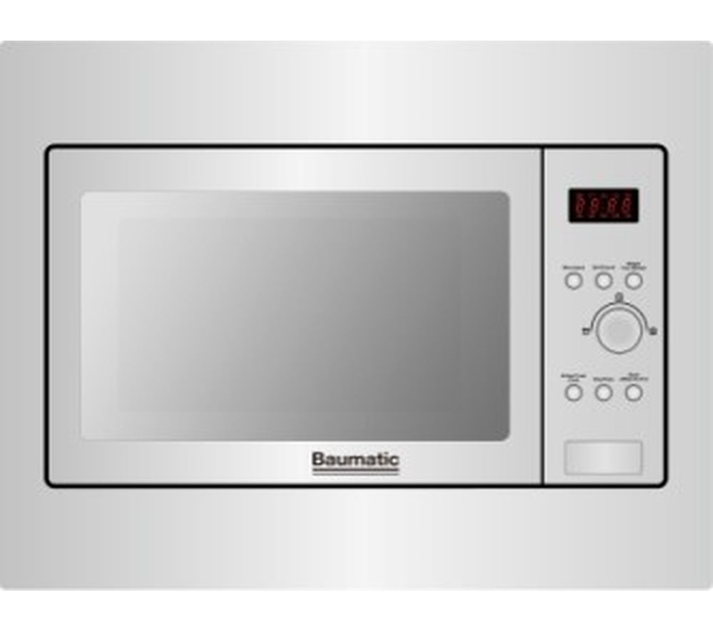 BAUMATIC BMIC4625M Built-in Combination Microwave - Mirror