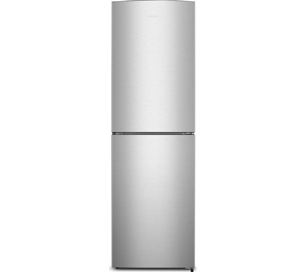 Image of KENWOOD KNF55X17 50/50 Fridge Freezer - Inox