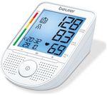 BEURER BM49 Speaking Handheld Upper Arm Blood Pressure Monitor