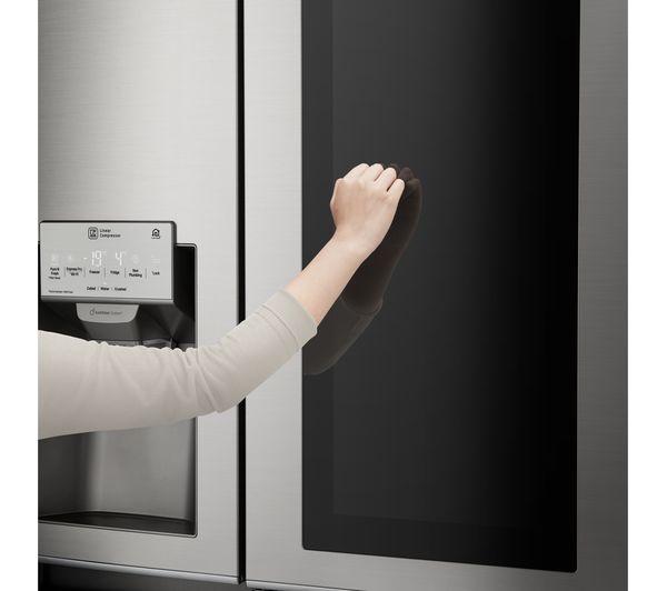 Buy Lg Gsx961nsaz American Style Fridge Freezer Shine
