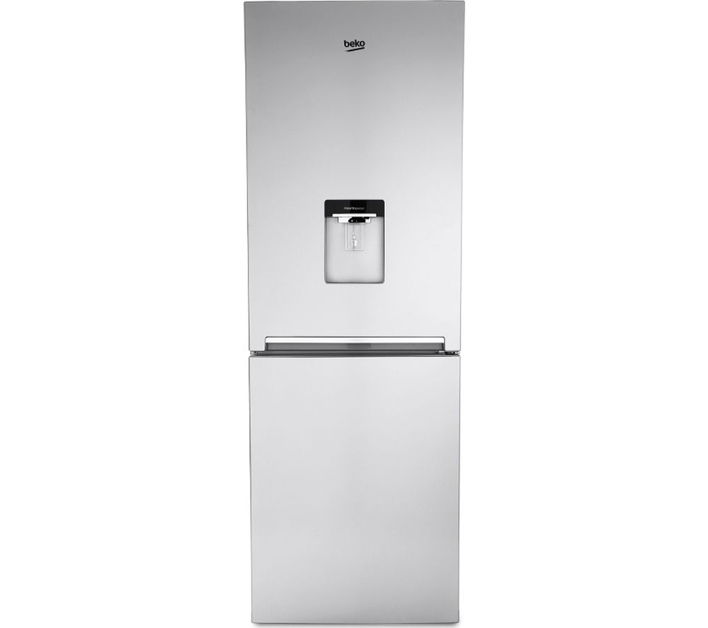 BEKO CXFG1675DS 60/40 Fridge Freezer - Silver
