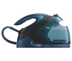 PHILIPS PerfectCare Performer GC8735/80 Steam Generator Iron - Teal & Black