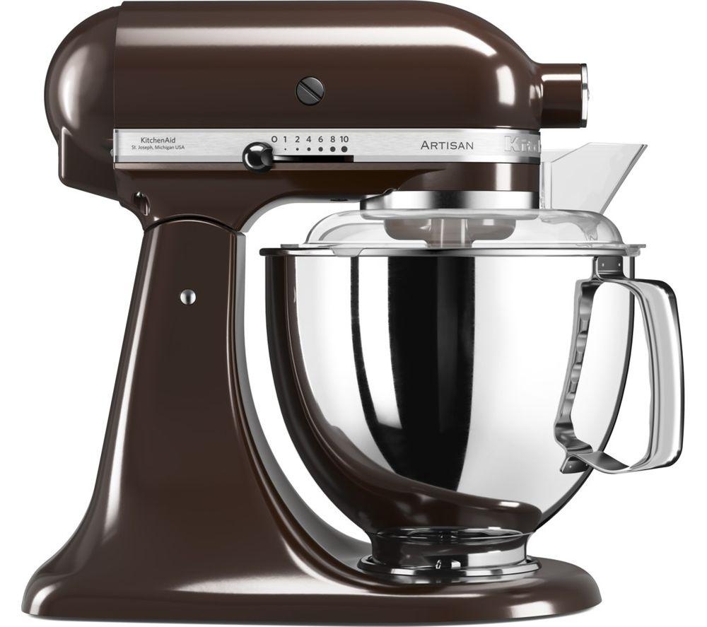 KITCHENAID Artisan 5KSM175PSBES Stand Mixer - Espresso