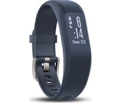 GARMIN vivosmart 3 - Blue, Small