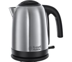 RUSSELL HOBBS Cambridge Brushed Steel 20070 Jug Kettle - Polished Stainless Steel