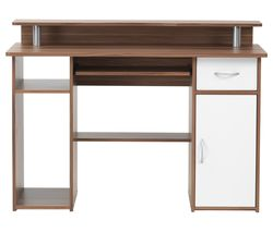 ALPHASON Albany AW12362-W Work Centre - Walnut