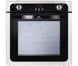 NW602FP STA Electric Oven - Black & Stainless Steel