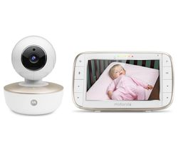 MBP855 Connect Portable Video Baby Monitor
