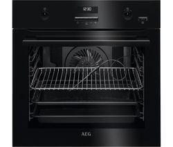 AEG BPE552220B Electric Oven - Black