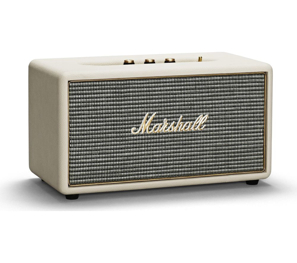 Compare retail prices of Marshall Stanmore S10156154 Bluetooth Wireless Speaker to get the best deal online