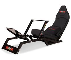 NEXT LEVEL Racing F1GT Cockpit Gaming Chair - Black