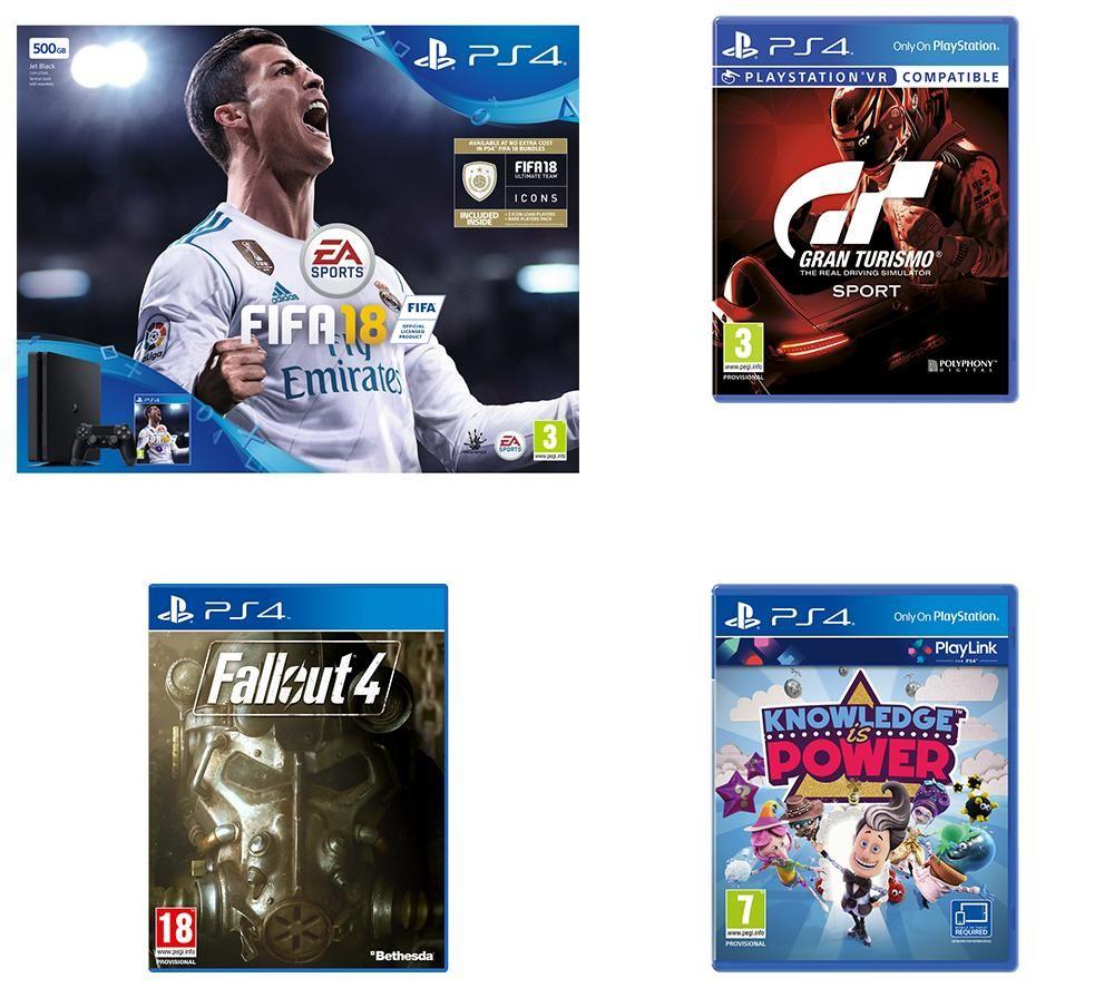 sony playstation 4 games. sony playstation 4 slim \u0026 games bundle sony