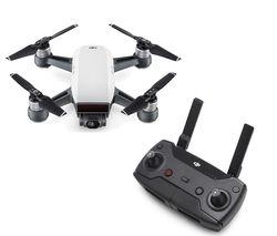 DJI Spark Drone - Alpine White