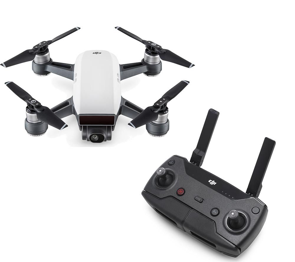 DJI Spark Drone & Controller Bundle
