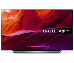"LG OLED77C8LLA 77"" Smart 4K Ultra HD HDR OLED TV"