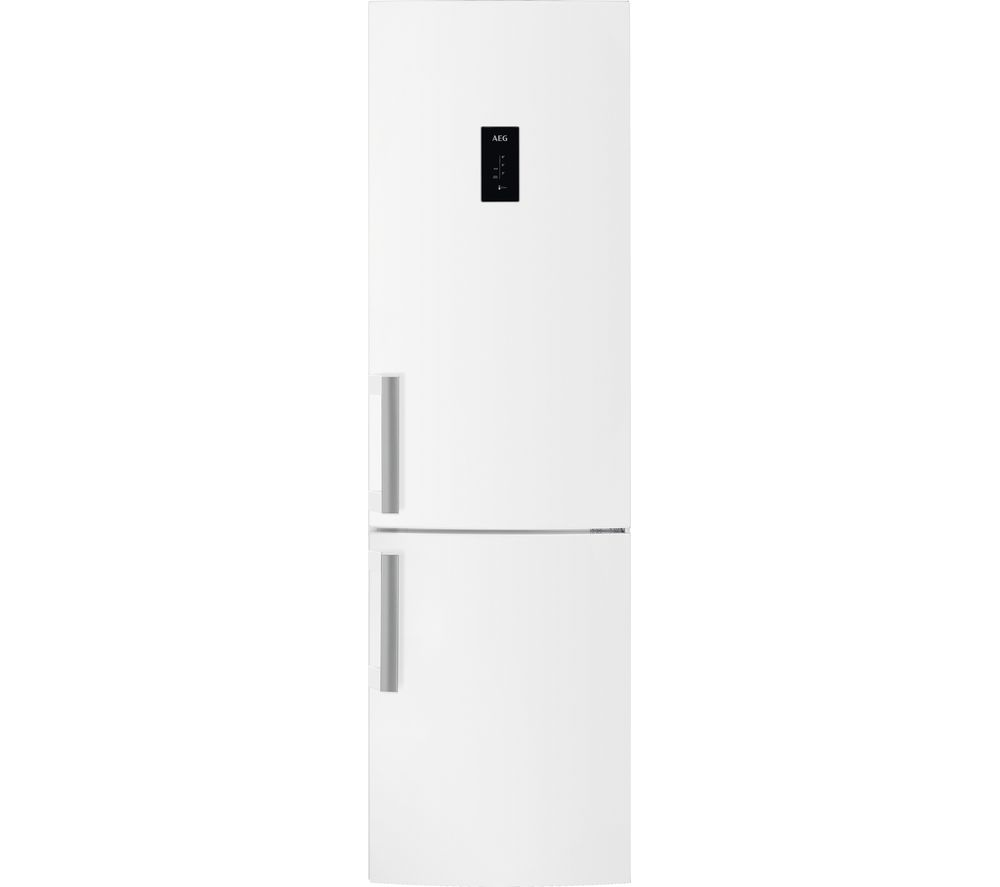 AEG RCB53324VW 60/40 Fridge Freezer – White, White