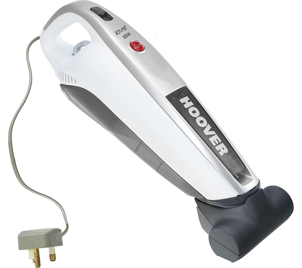 buy hoover jovis sm550ac handheld vacuum cleaner white. Black Bedroom Furniture Sets. Home Design Ideas