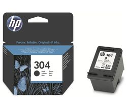 HP 304 Black Ink Cartridge