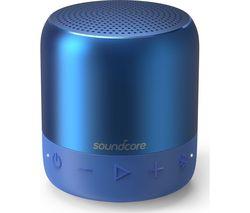 SOUNDCORE Mini 2 Portable Bluetooth Speaker - Blue