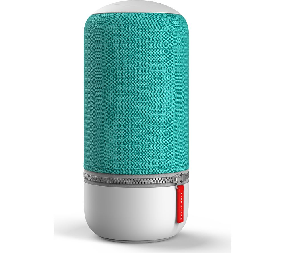 Image of LIBRATONE ZIPP MINI 2 Portable Wireless Voice Controlled Speaker - Green, Green