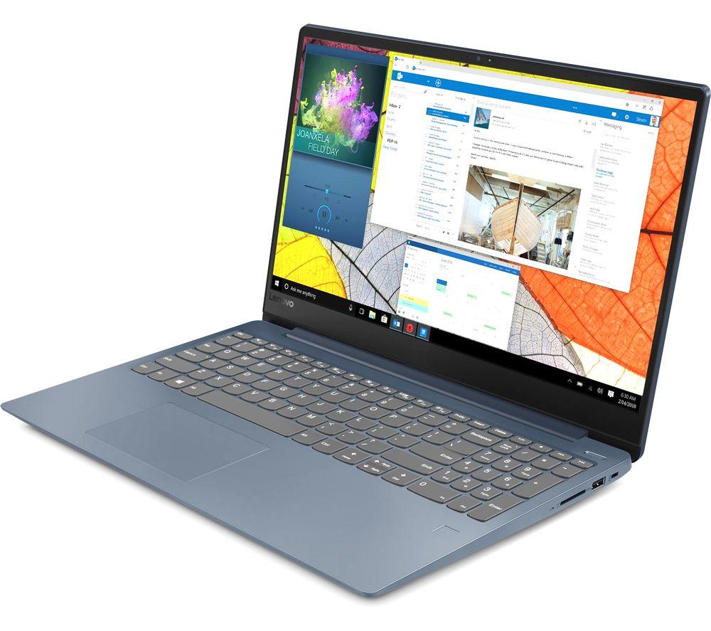 LENOVO IdeaPad 330S-15ARR 15.6 inch Ryzen 7 Laptop - 256 GB SSD, Blue