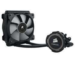 Hydro Series H75 120 mm CPU Cooler - White LED