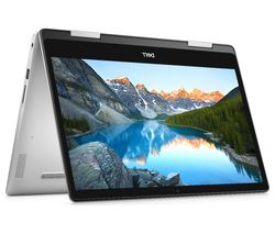 "DELL Inspiron 5000 14"" Intel® Core™ i3 2 in 1 - 256 GB SSD, Silver"
