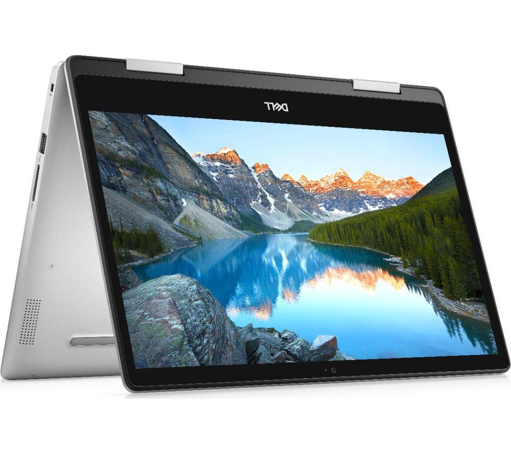 """DELL Inspiron 5000 14"""" Intel® Core™ i3 2 in 1 - 256 GB SSD, Silver"""