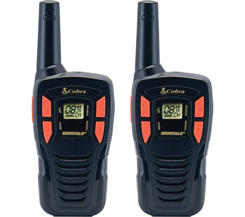Image of COBRA Adventure AM245 Walkie Talkie - Twin