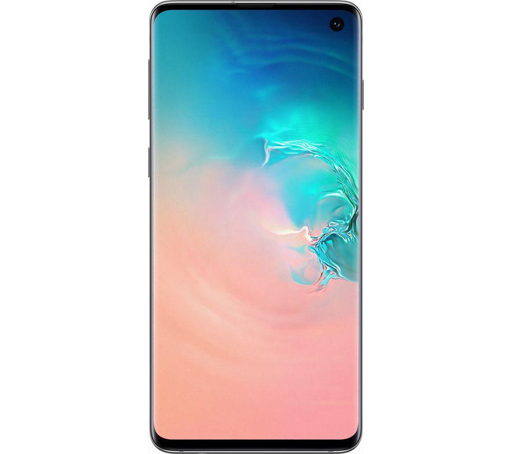 SAMSUNG Galaxy S10 SIM Free - 512 GB, Prism White