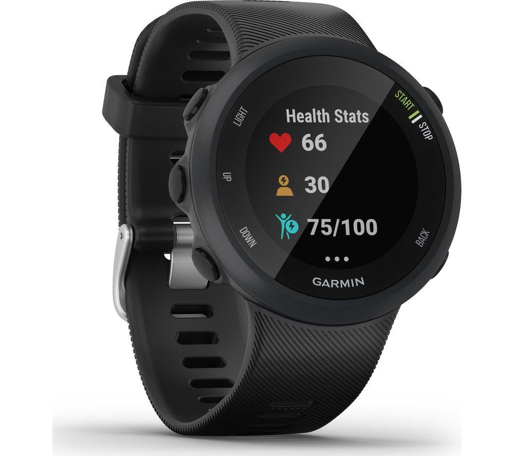 GARMIN Forerunner 45 Running Watch - Black, Large