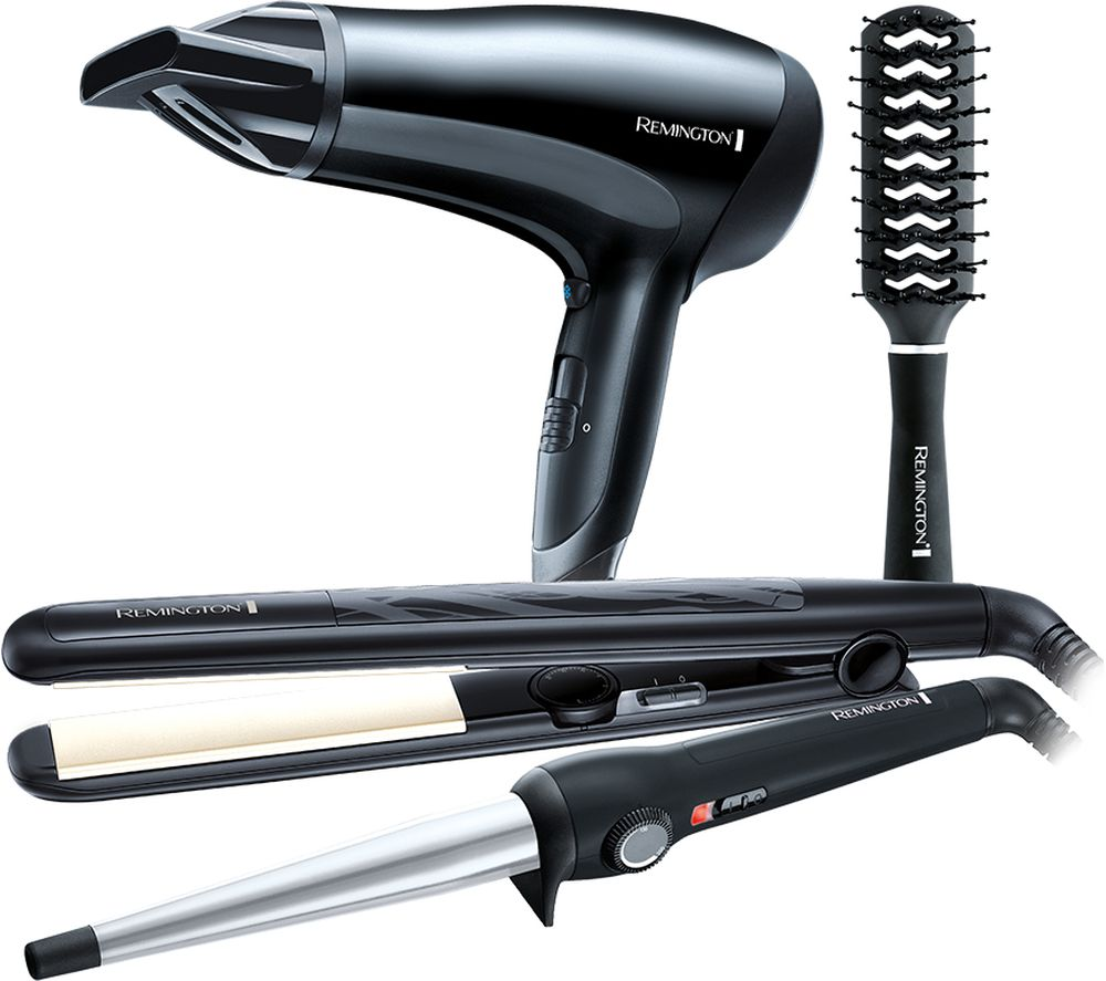 S3500GP Haircare Gift Pack - Black