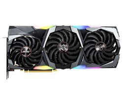MSI GeForce RTX 2080 8 GB SUPER GAMING X TRIO Graphics Card