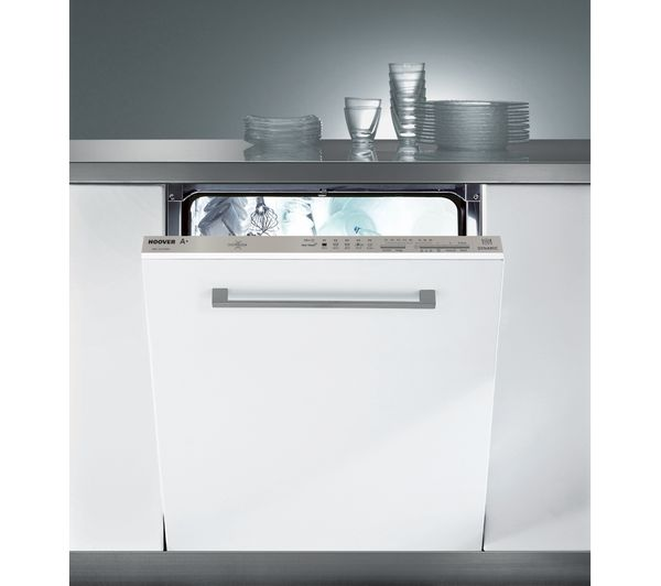 HOOVER H-DISH 300 HDI 1LO38S-80/T Full-size Fully Integrated NFC Dishwasher