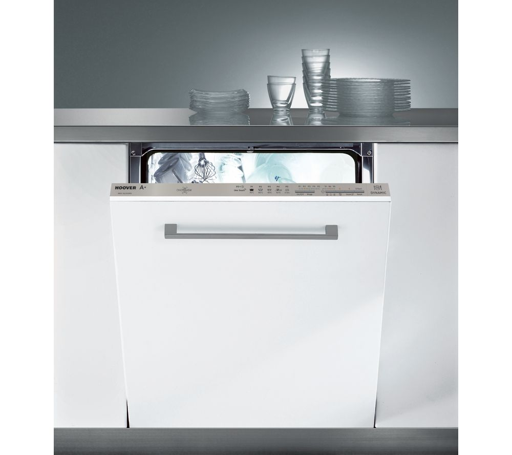 HDI 1LO38S-80/T Full-size Fully Integrated NFC Dishwasher